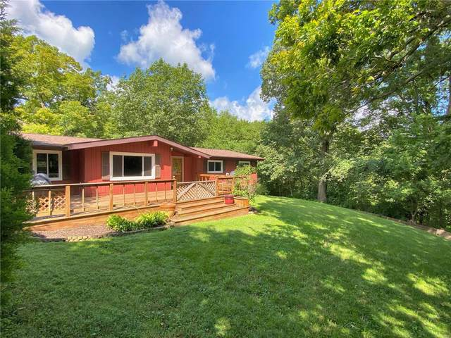 70 Green Briar Drive, Hillsboro, IL 62049 (#20053985) :: The Becky O'Neill Power Home Selling Team
