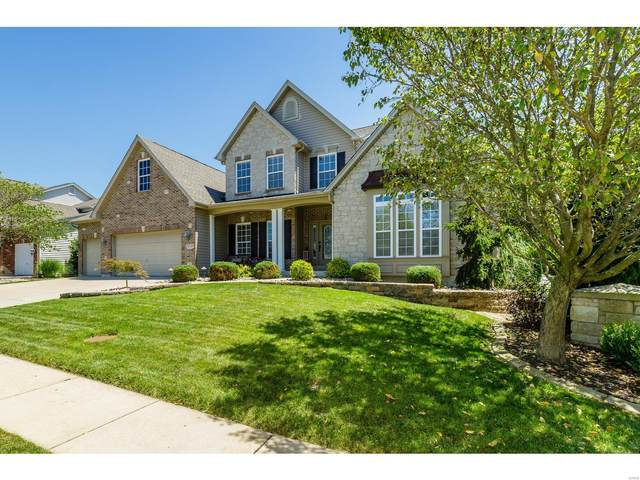 3002 Brook Hollow Drive, O'Fallon, MO 63366 (#20053992) :: The Becky O'Neill Power Home Selling Team