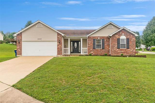 2408 Mountain Peak Court, Pacific, MO 63069 (#20054003) :: RE/MAX Vision