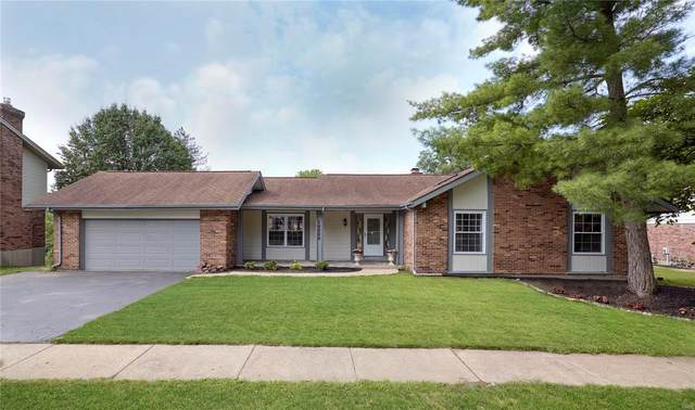 14220 Cooperstown Drive, Chesterfield, MO 63017 (#20054008) :: The Becky O'Neill Power Home Selling Team