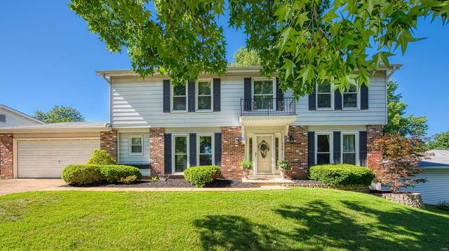 3491 Brookstone View Drive, St Louis, MO 63129 (#20054013) :: The Becky O'Neill Power Home Selling Team