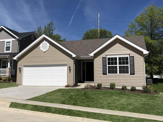 863 Bluff Brook Drive, O'Fallon, MO 63366 (#20054020) :: The Becky O'Neill Power Home Selling Team