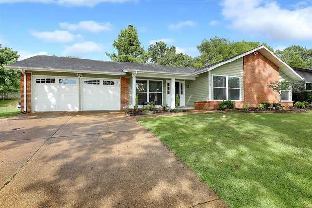 505 Glenmeadow, Ballwin, MO 63011 (#20054022) :: Matt Smith Real Estate Group