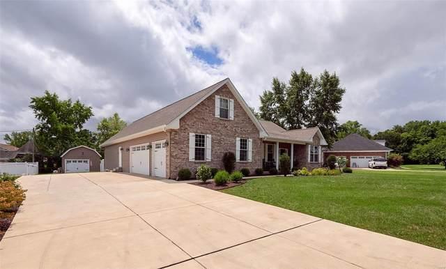 808 Nancy Lane, Weldon Spring, MO 63304 (#20054023) :: The Becky O'Neill Power Home Selling Team