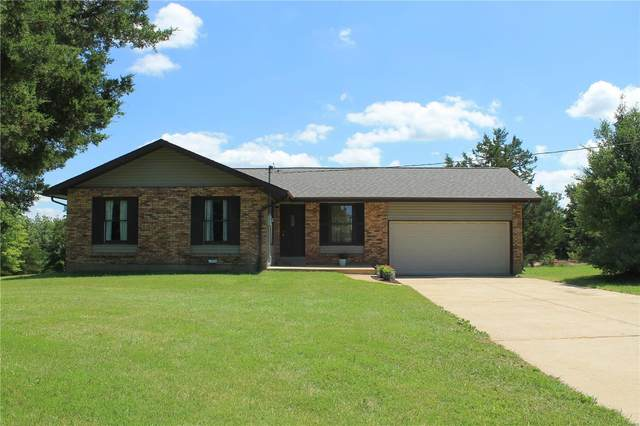 340 Pine, Lonedell, MO 63060 (#20054024) :: The Becky O'Neill Power Home Selling Team