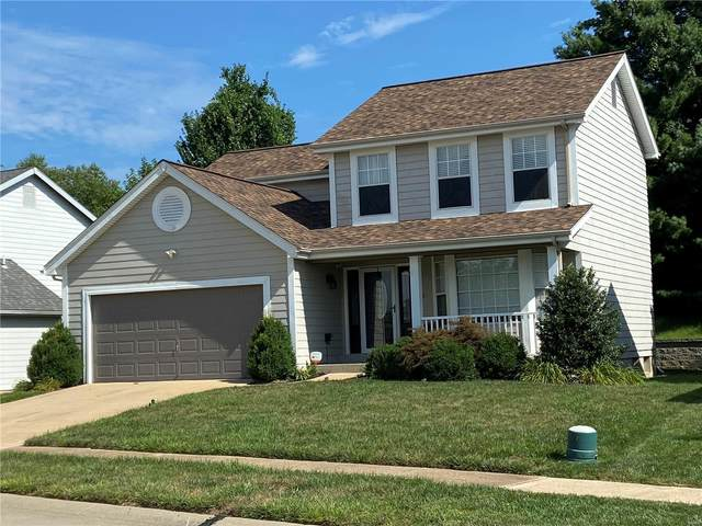 421 Arbor Spring Drive, Ballwin, MO 63021 (#20054025) :: The Becky O'Neill Power Home Selling Team