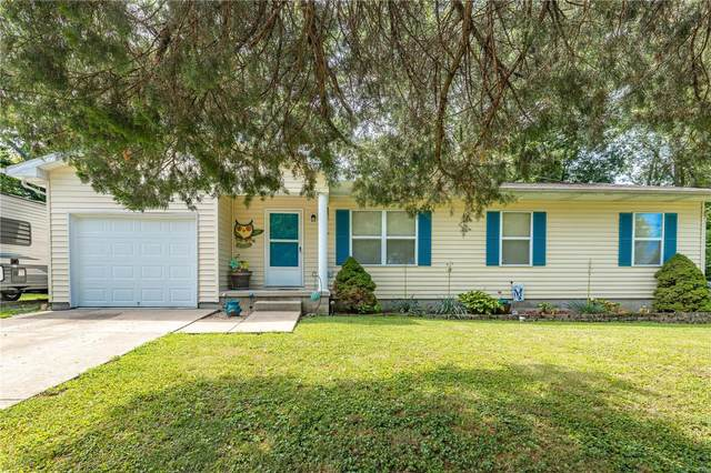572 Huntleigh, Farmington, MO 63640 (#20054029) :: The Becky O'Neill Power Home Selling Team