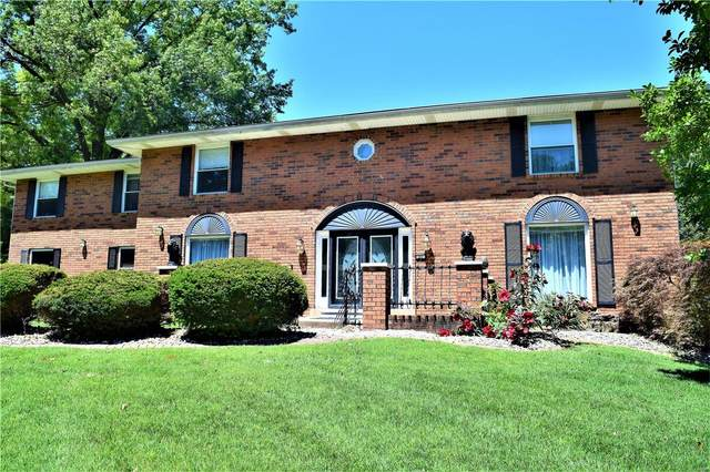 21 Andora, Belleville, IL 62221 (#20054031) :: The Becky O'Neill Power Home Selling Team