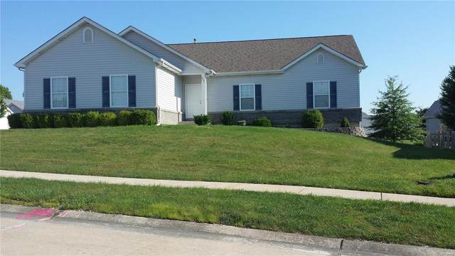 2107 Shannon Place, Wentzville, MO 63385 (#20054032) :: Parson Realty Group