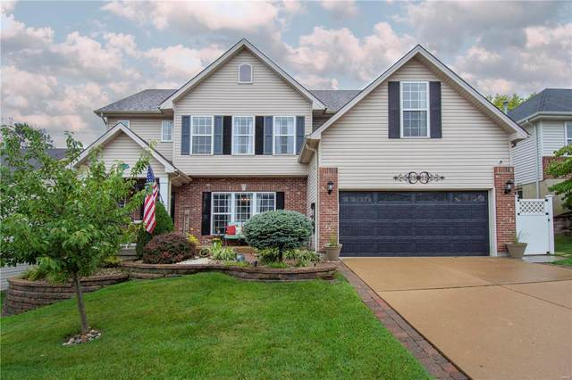 3570 Lakeview Heights, St Louis, MO 63129 (#20054033) :: The Becky O'Neill Power Home Selling Team
