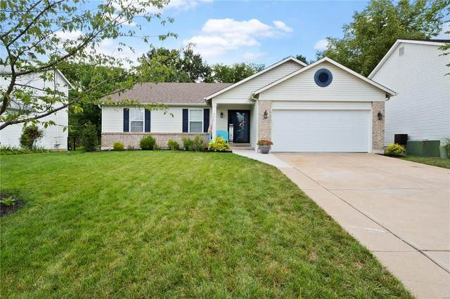 273 Sassafras Parc Drive, O'Fallon, MO 63368 (#20054038) :: Kelly Hager Group | TdD Premier Real Estate