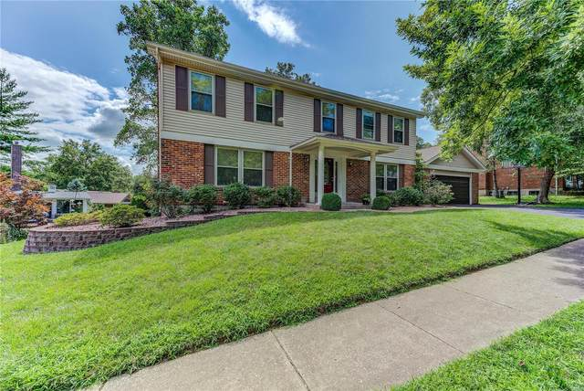 14214 Kinderhook Drive, Chesterfield, MO 63017 (#20054052) :: The Becky O'Neill Power Home Selling Team
