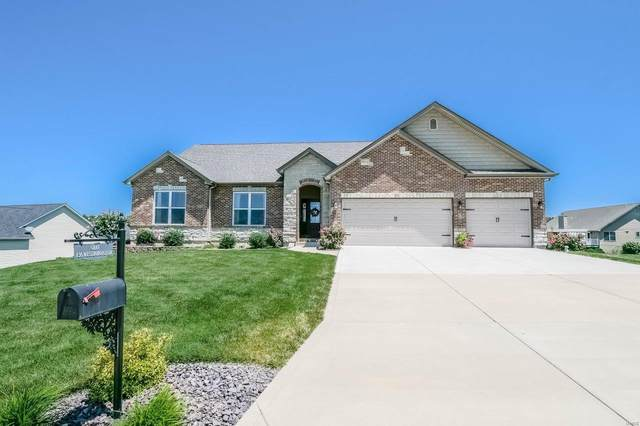 136 Westborough, Troy, MO 63379 (#20054080) :: The Becky O'Neill Power Home Selling Team