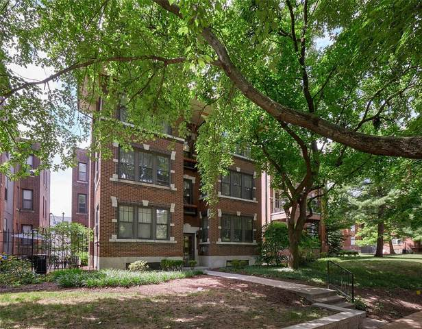 5522 Waterman Boulevard #32, St Louis, MO 63112 (#20054119) :: Matt Smith Real Estate Group
