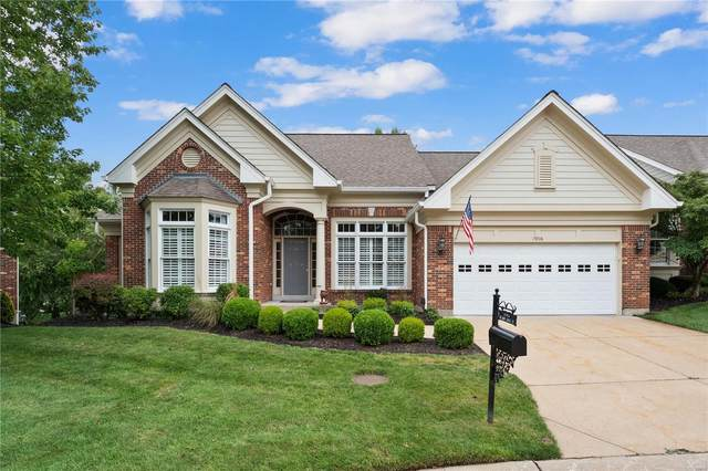 15906 Picardy Crest Court, Chesterfield, MO 63017 (#20054123) :: The Becky O'Neill Power Home Selling Team