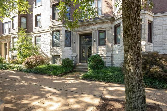 4508 Mcpherson Avenue 3 West, St Louis, MO 63108 (#20054134) :: RE/MAX Professional Realty