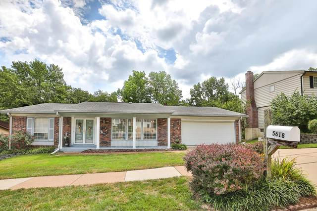 5618 Greenton Way, St Louis, MO 63128 (#20054149) :: The Becky O'Neill Power Home Selling Team