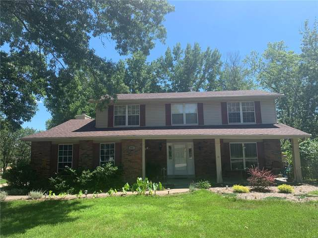 201 Greiner, Ellisville, MO 63021 (#20054151) :: St. Louis Finest Homes Realty Group