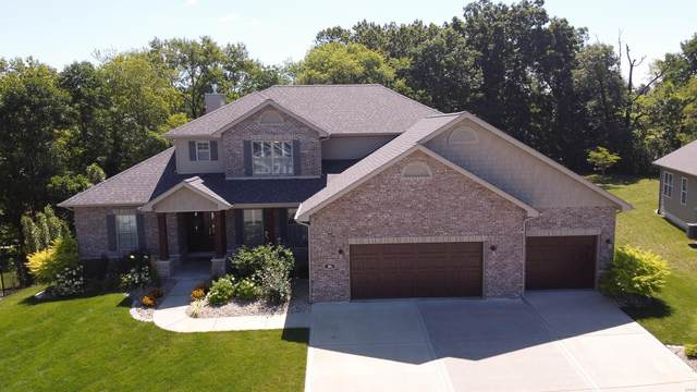 505 Still Hollow Run, O'Fallon, IL 62269 (#20054155) :: Tarrant & Harman Real Estate and Auction Co.