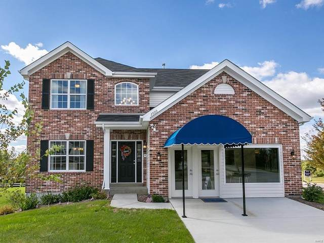 2500 Wintercreek Drive, Belleville, IL 62221 (#20054168) :: The Becky O'Neill Power Home Selling Team