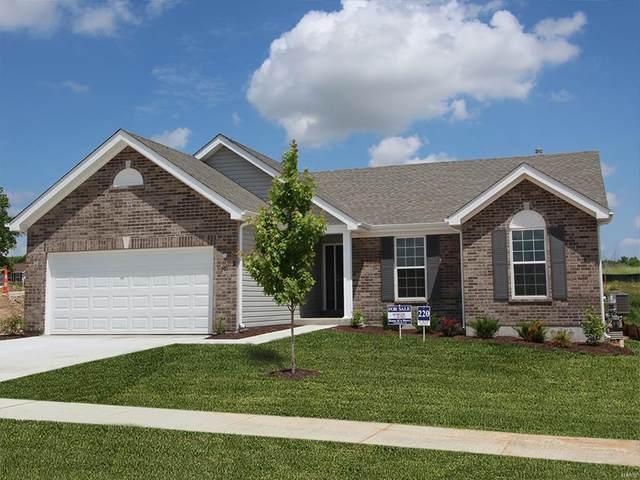 1643 Ridgeway Trail, Fenton, MO 63026 (#20054187) :: PalmerHouse Properties LLC