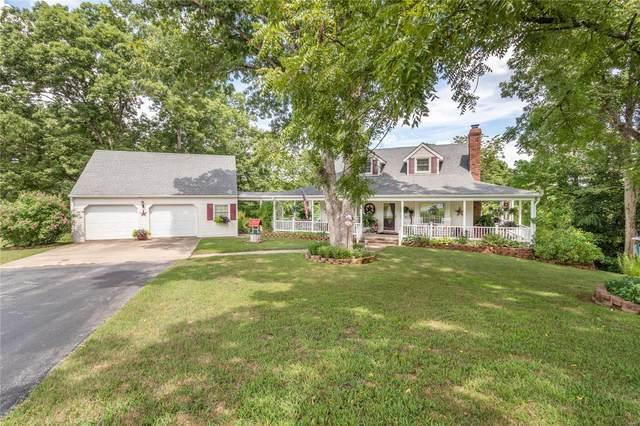 21160 Highway 17, Waynesville, MO 65583 (#20054193) :: Matt Smith Real Estate Group