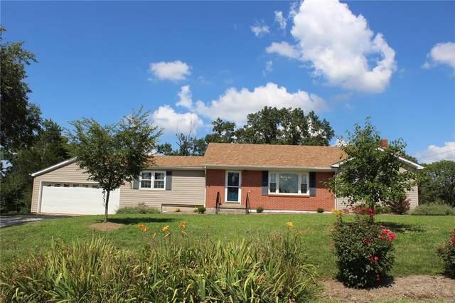 4841 Saint Louis Rock Road, Villa Ridge, MO 63089 (#20054212) :: The Becky O'Neill Power Home Selling Team