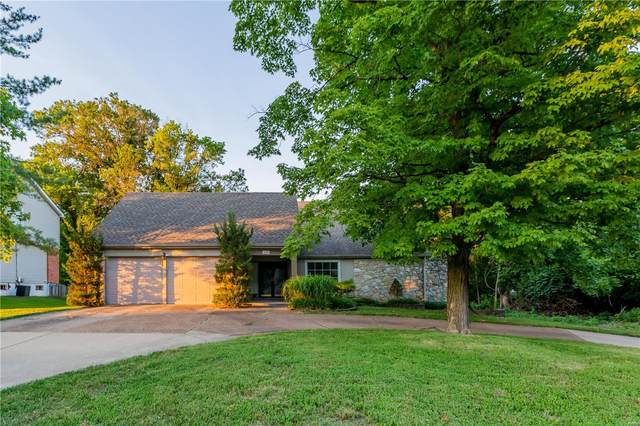 2040 Baxter Road, Chesterfield, MO 63017 (#20054238) :: The Becky O'Neill Power Home Selling Team