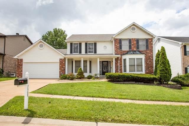 7509 Finestowne Pointe Court, St Louis, MO 63129 (#20054239) :: The Becky O'Neill Power Home Selling Team