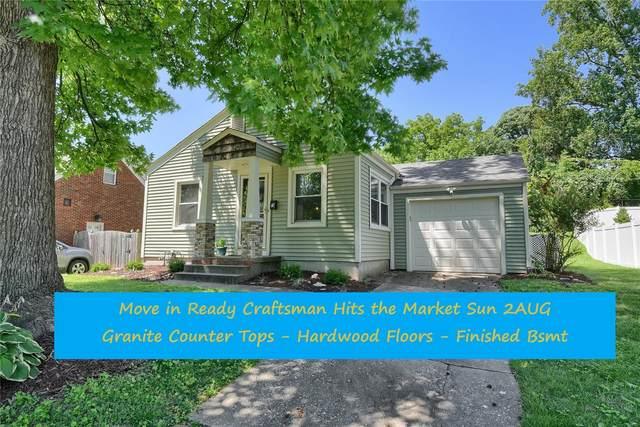 7 Washington Place, Edwardsville, IL 62025 (#20054242) :: Tarrant & Harman Real Estate and Auction Co.
