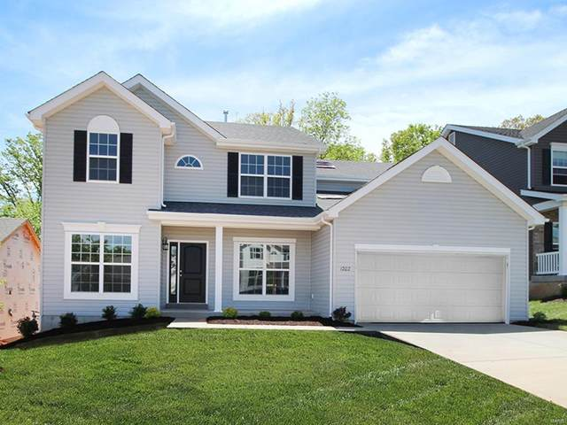 1330 Woodgrove Park Drive, O'Fallon, MO 63366 (#20054270) :: The Becky O'Neill Power Home Selling Team