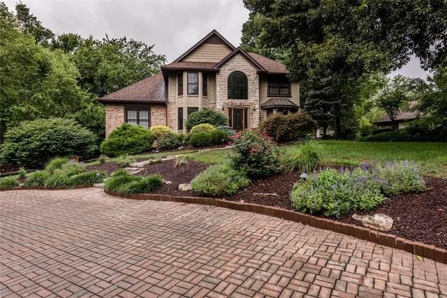 12 Goshen Woods Estates, Edwardsville, IL 62025 (#20054285) :: Tarrant & Harman Real Estate and Auction Co.