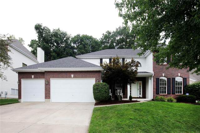 752 Wood Valley Trail, Saint Charles, MO 63304 (#20054299) :: The Becky O'Neill Power Home Selling Team