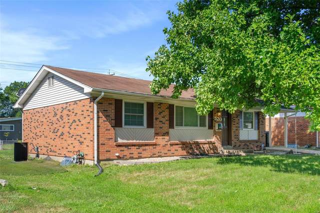 520 Patterson Lane, Florissant, MO 63031 (#20054315) :: The Becky O'Neill Power Home Selling Team