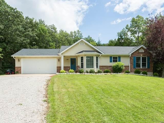 841 Rustic Woods Lane, Wentzville, MO 63385 (#20054343) :: Kelly Hager Group | TdD Premier Real Estate