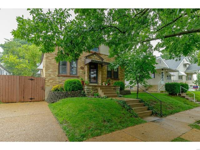 6325 Marquette Avenue, St Louis, MO 63139 (#20054378) :: The Becky O'Neill Power Home Selling Team