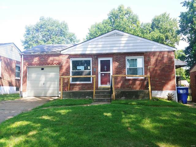 873 Melvin Avenue, St Louis, MO 63137 (#20054380) :: Parson Realty Group