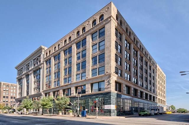 901 Washington Avenue #701, St Louis, MO 63101 (#20054445) :: Matt Smith Real Estate Group