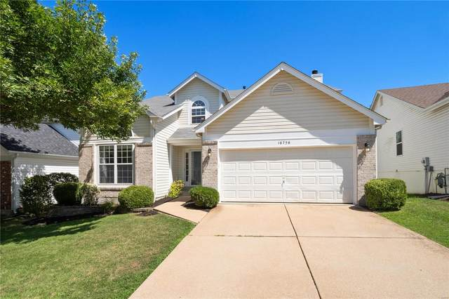 16756 Hickory Crest Drive, Wildwood, MO 63011 (#20054447) :: The Becky O'Neill Power Home Selling Team