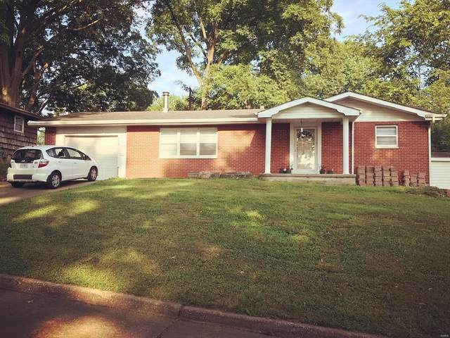 1029 Caufield Dr, Cape Girardeau, MO 63701 (#20054451) :: The Becky O'Neill Power Home Selling Team