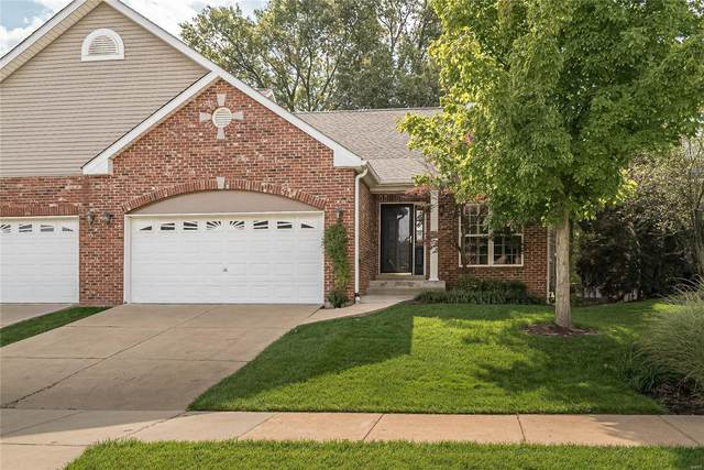 1119 Castle Gate Villas, St Louis, MO 63132 (#20054455) :: Clarity Street Realty