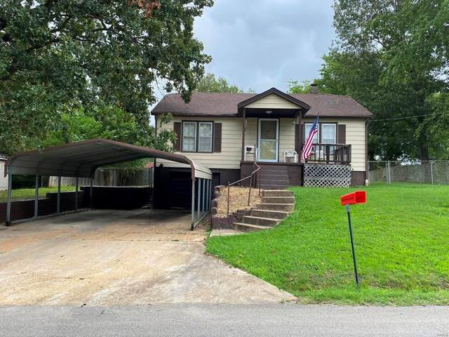 916 S 11th Street, Poplar Bluff, MO 63901 (#20054456) :: The Becky O'Neill Power Home Selling Team