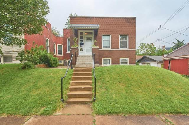 3844 S Compton Avenue, St Louis, MO 63118 (#20054459) :: The Becky O'Neill Power Home Selling Team