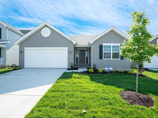 226 Quiet Bend Drive, Wentzville, MO 63385 (#20054466) :: Parson Realty Group