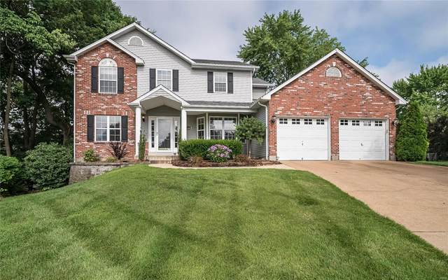 16106 Sea Breeze Court, Grover, MO 63040 (#20054487) :: The Becky O'Neill Power Home Selling Team