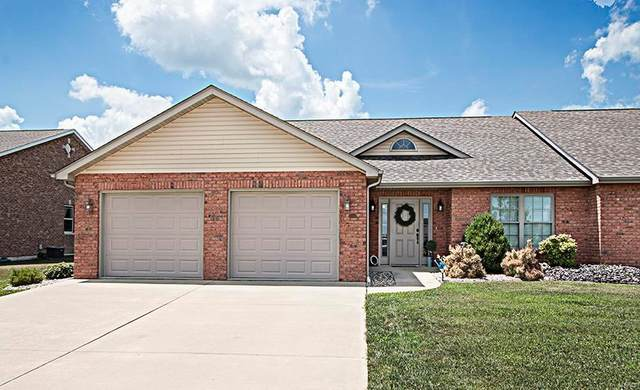 115 Warren Manor, Highland, IL 62249 (#20054505) :: The Becky O'Neill Power Home Selling Team