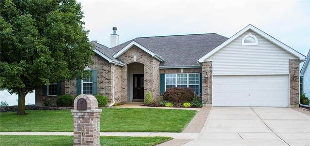 204 Highland Meadows Drive, Wentzville, MO 63385 (#20054516) :: The Becky O'Neill Power Home Selling Team
