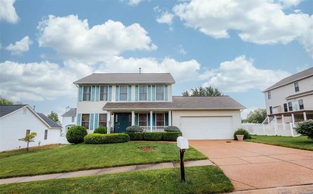 252 Green Summit, Wentzville, MO 63385 (#20054559) :: Matt Smith Real Estate Group