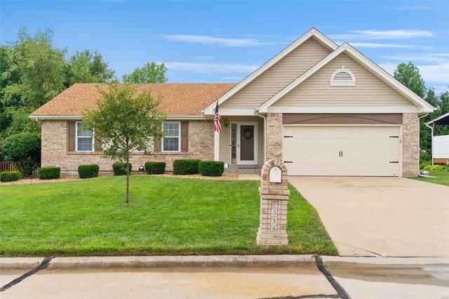 7338 The Cedars, O'Fallon, MO 63368 (#20054561) :: The Becky O'Neill Power Home Selling Team