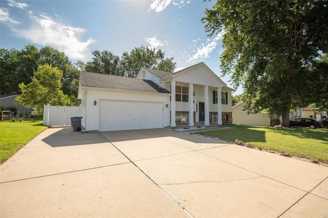 2308 Longmont Drive, O'Fallon, MO 63368 (#20054567) :: The Becky O'Neill Power Home Selling Team